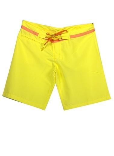 Sportive Şort Sarı
